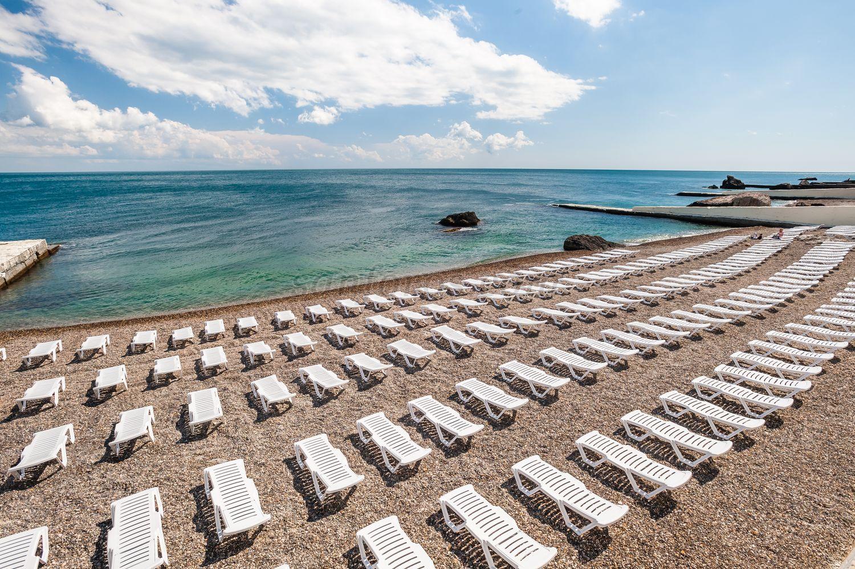 Крым пляж фото 2018 год