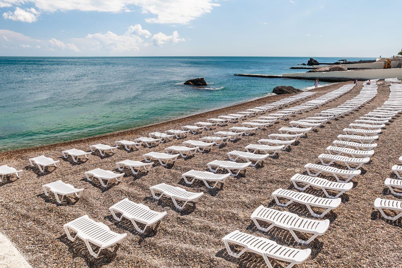 Фото 2018 на пляже крыма
